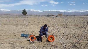 اکتشاف منابع آب زیرزمینی توسط روش ژئوالکتریک در استان خراسان رضوی